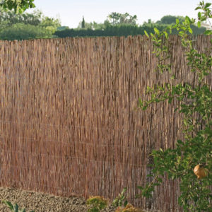 clôtures de fougère naturelles