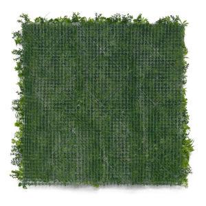 plaque de mur végétal liseron