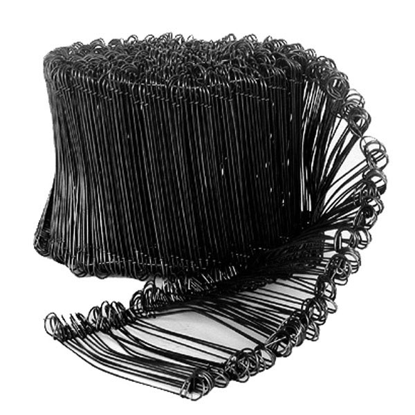 liens métalliques à boucles pour ligature