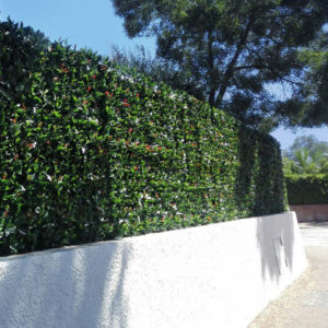 feuillage artificiel imitation photinia