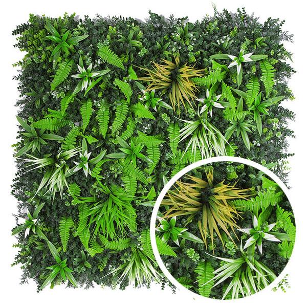 revente de murs végétaux artificiels
