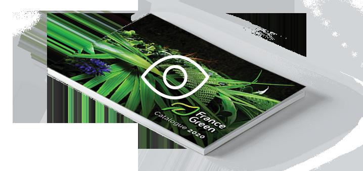 catalogue france green distributeur en haie artificielle et feuillage synthétique