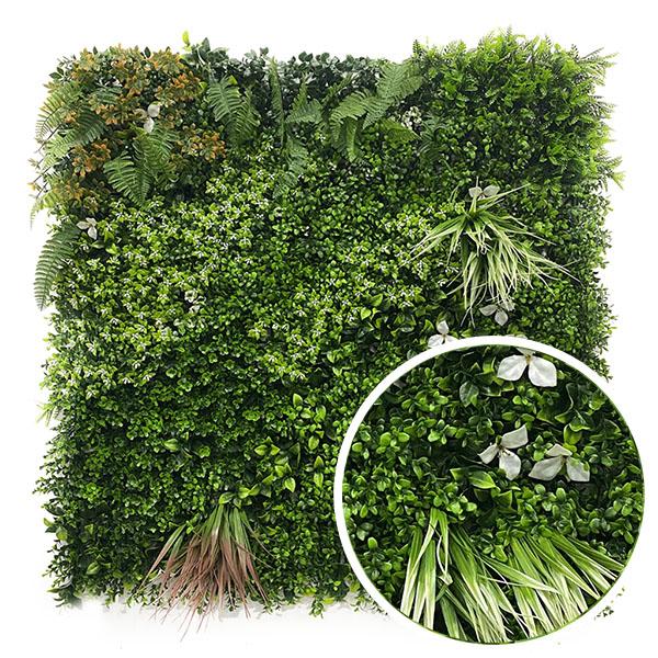 fabricant grossiste murs végétaux artificiels jungle pour professionnels du jardin